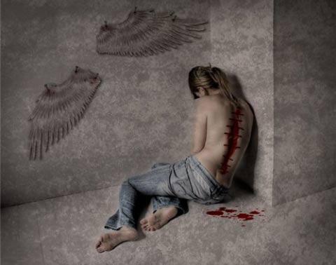 Ангел без крыльев