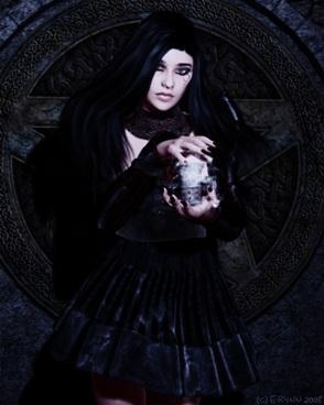 Любовный приворот - черная магия